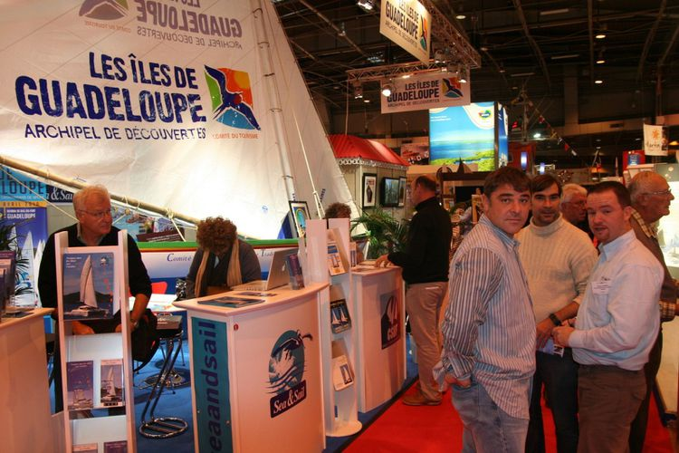 Stand Guadeloupe
