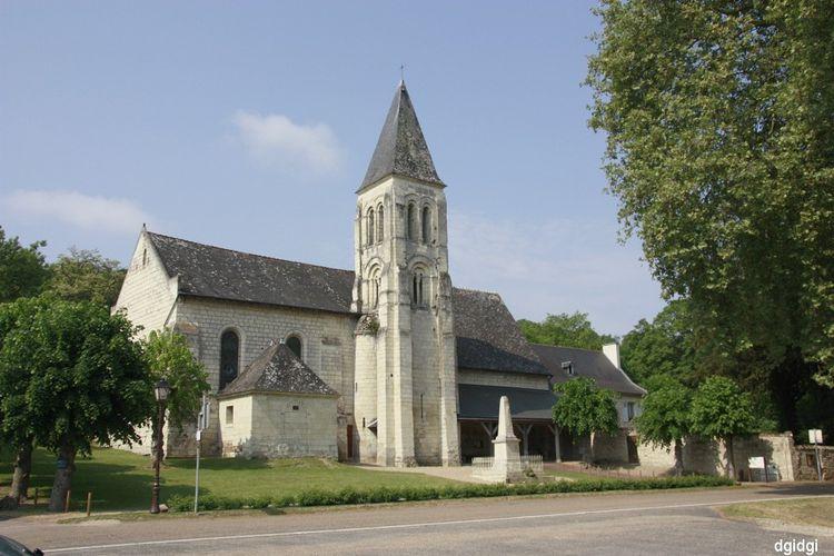 St Germain sur Vienne (36)-border