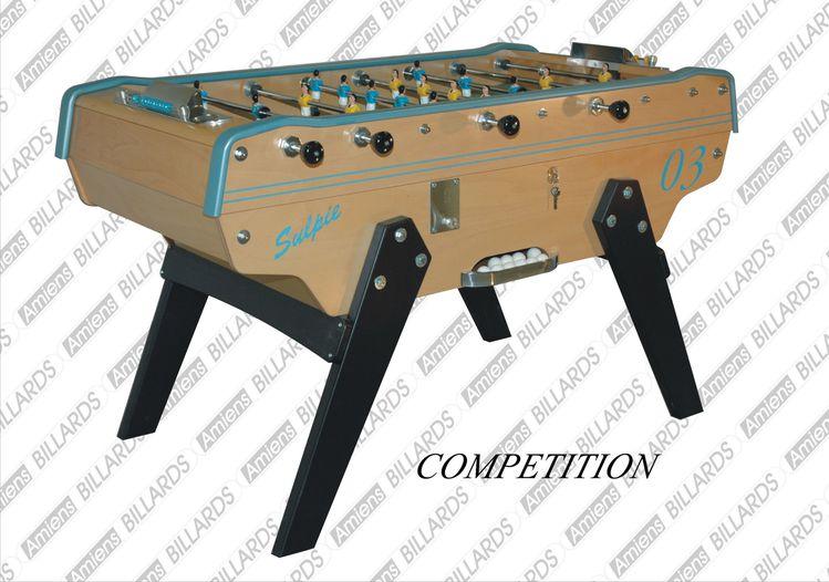 Compétition sur fili