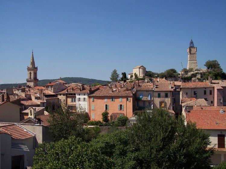 Tour-horloge-Draguignan