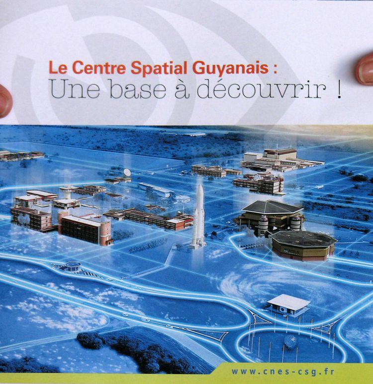 Guyane Kourou CSG Plaquette1