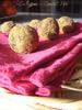 truffes chocolat noir épices