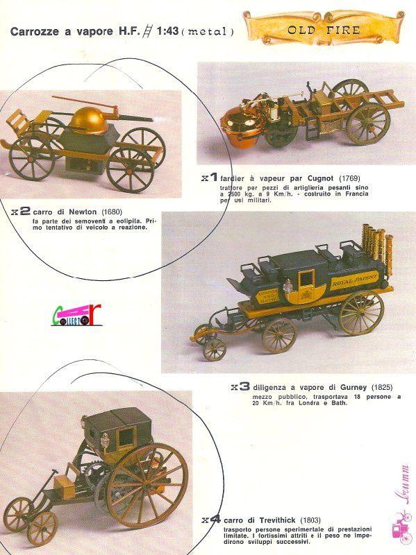catalogue-brumm-1979-carrozze-vapore-carrosse-fardier-dilig