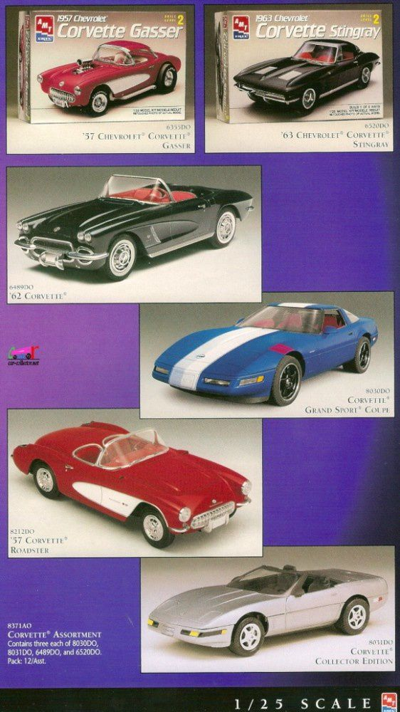 catalogue-ertl-1997-kit-corvette-gasser