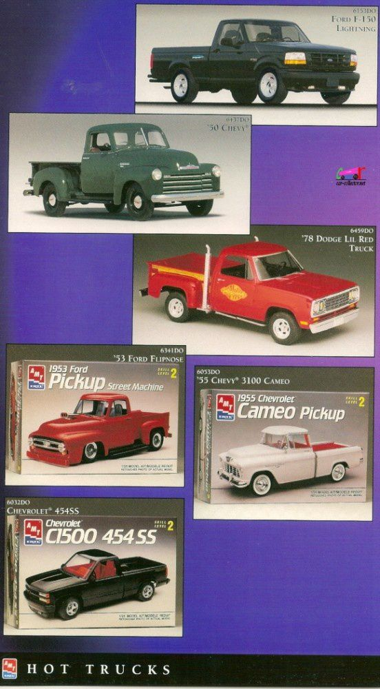 catalogue-ertl-1997-f150-lightning-cameo