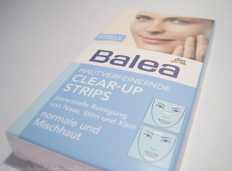 Balea ClearUp Strips3