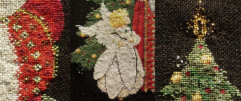 Lavender & Lace, Song of Christmas 08