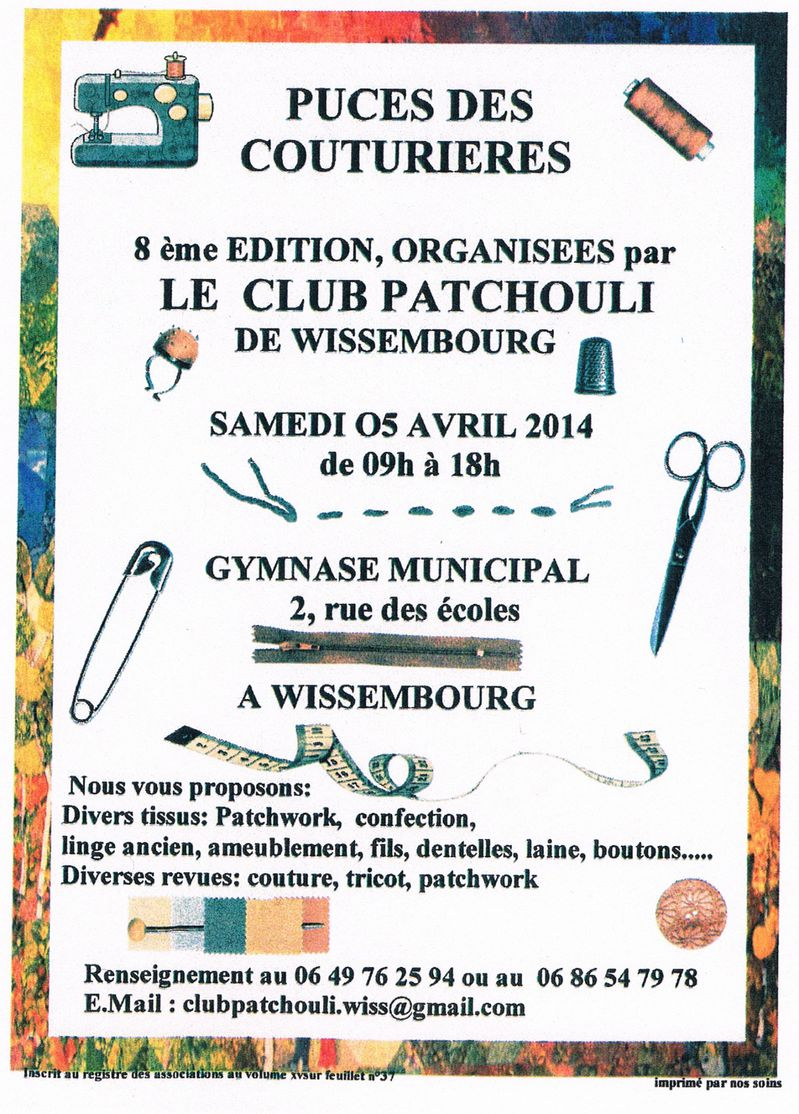 puce wissembourg