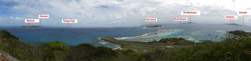 Grenadines Union Pano du fort 02