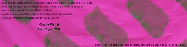 Claude-Viallat-la-poste-invitationFrom-Point-to-Art