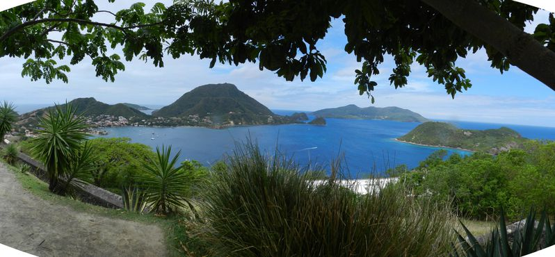 Les Saintes Pano 1 copie