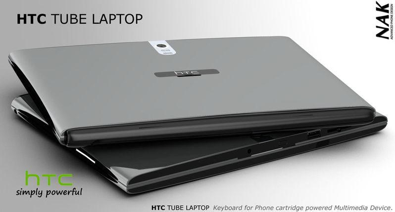 HTC TUBE laptop 4 1280