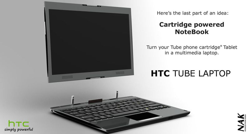 HTC TUBE laptop 2 1280