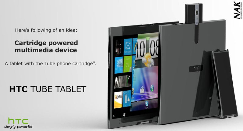 HTC TUBE TABLET 1a1280
