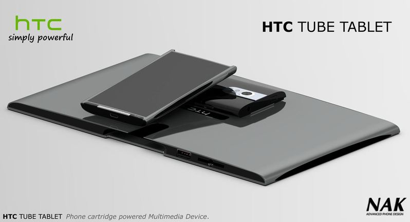 HTC TUBE TABLET 4a1280