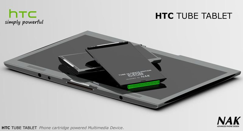 HTC TUBE TABLET 5a1280