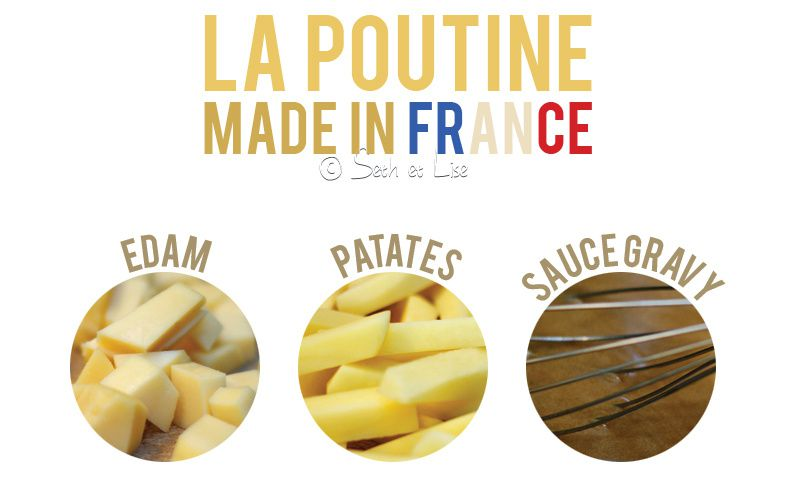 blog canada pvt montreal food poutine gravy illustration