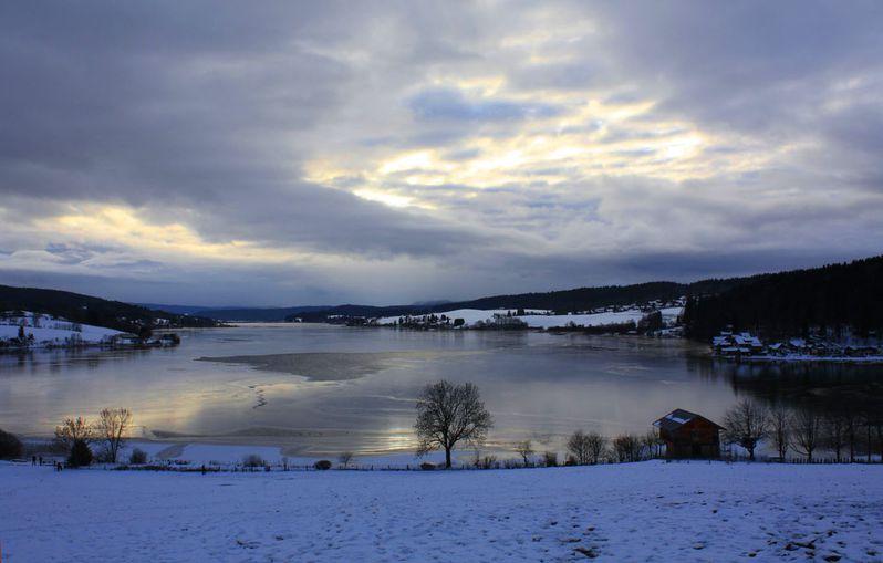 lac gelé 127
