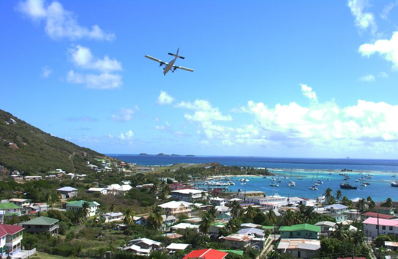 Grenadines Union Clifton Aeroport