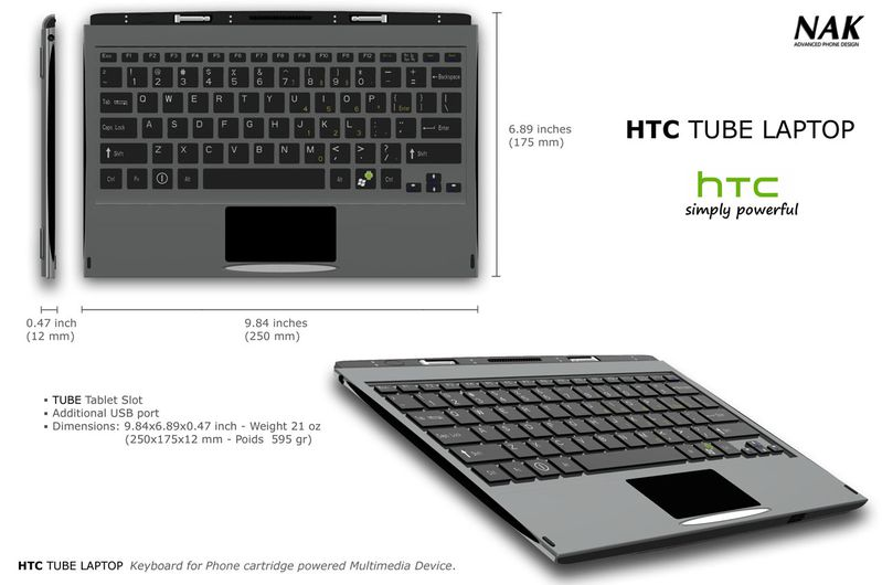 HTC TUBE Laptop 1 1280