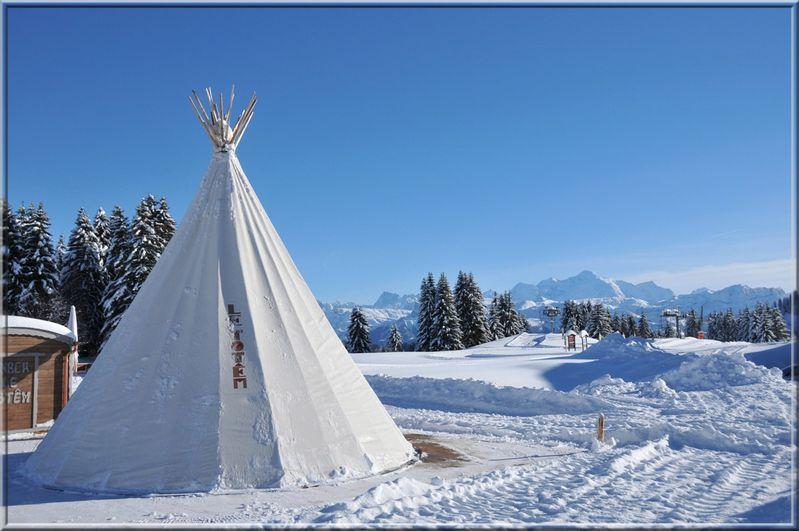 vues d 39 hiver dans le haut giffre 12 le praz de lys photos de daniel h m. Black Bedroom Furniture Sets. Home Design Ideas