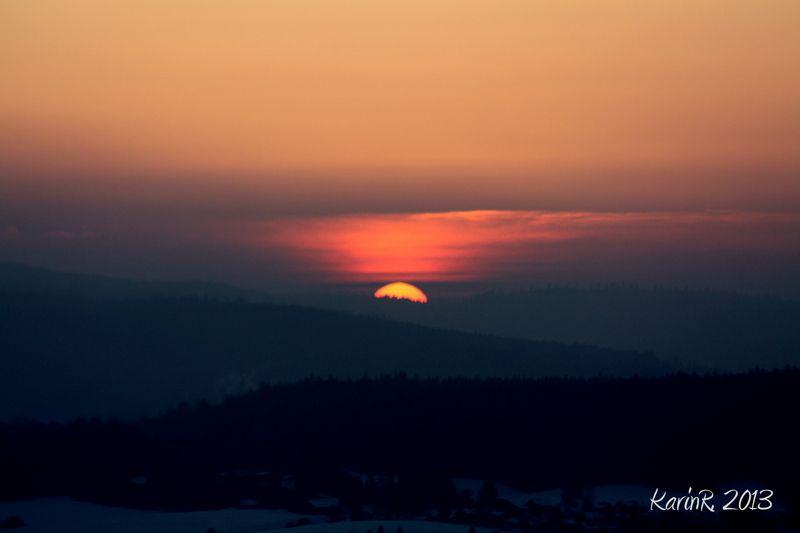 couchers-de-soleil-sur-le-lac 5920