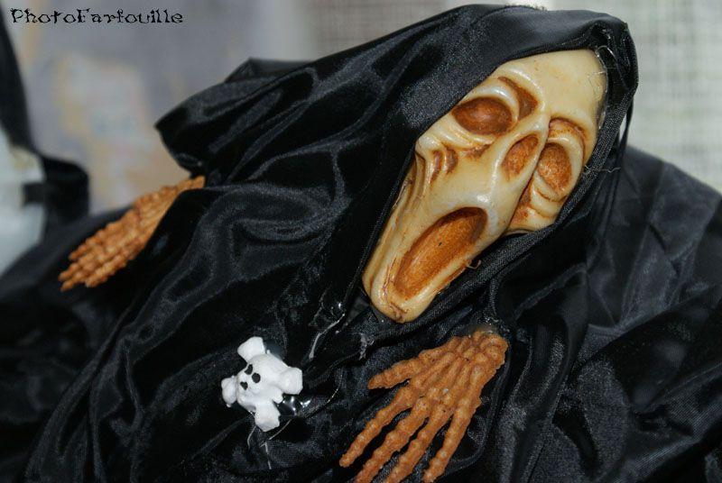 Comment etre dans ambiance halloween for Miroir qui fait peur