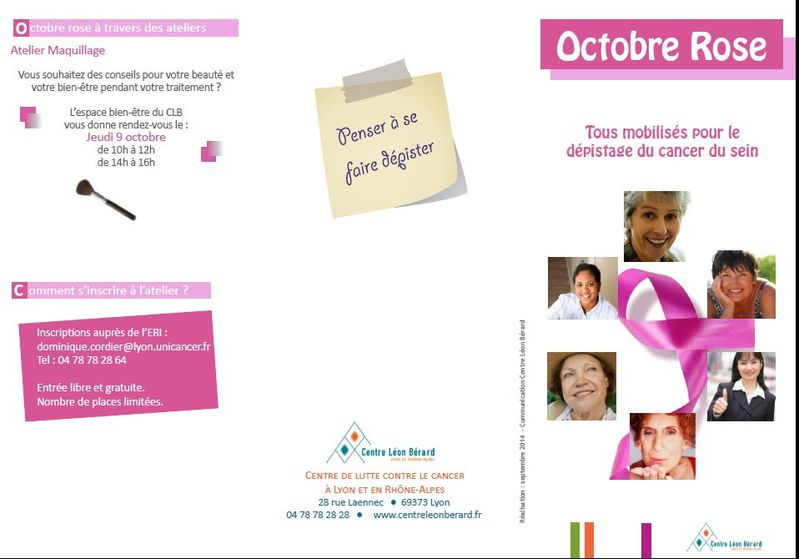 OCTOBRE ROSE LEON BERARD