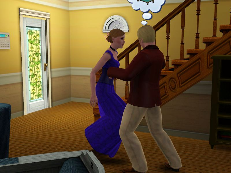 sims 3 djoumdjoum family photofarfouille screenshot