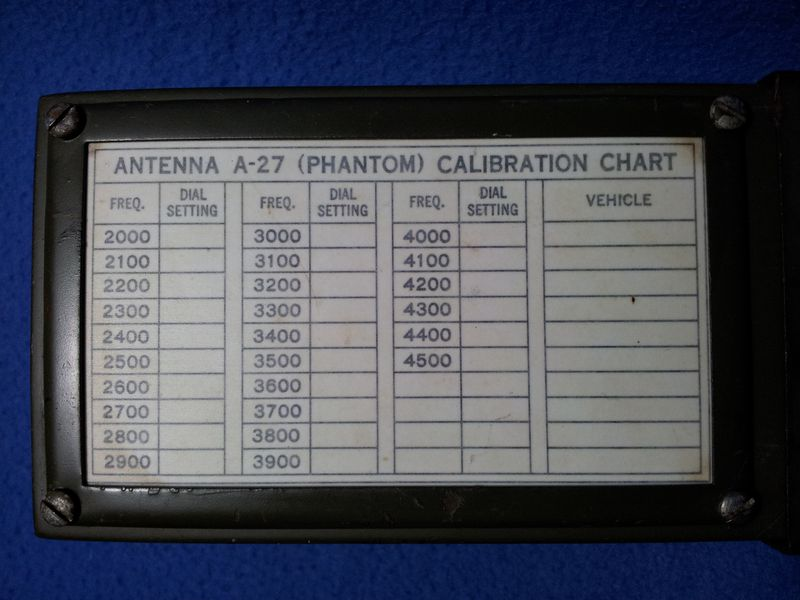 antena phantom a-27-5