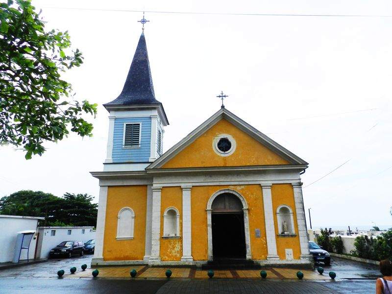 Martinique GrandRiviere Eglise1