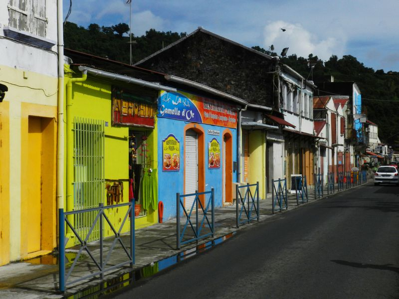 Martinique St Pierre RUe01