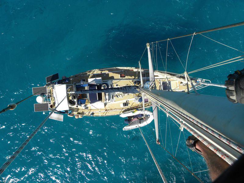 LaLicorne du Mat Grenadines