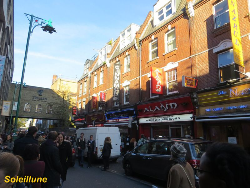 Londres - Brick Lane