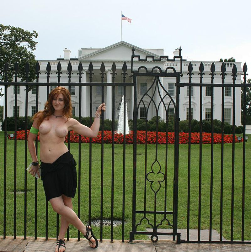 femen white house