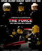 lego police force brick police a