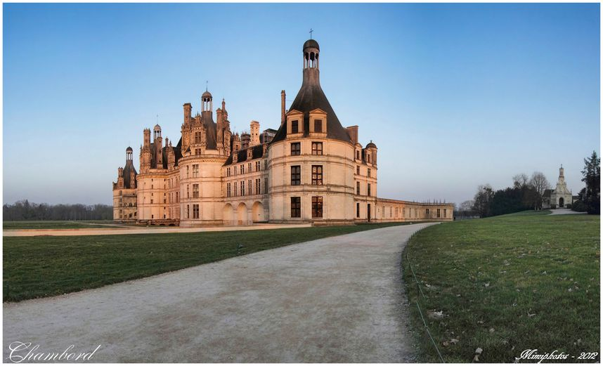Copie de Chambord