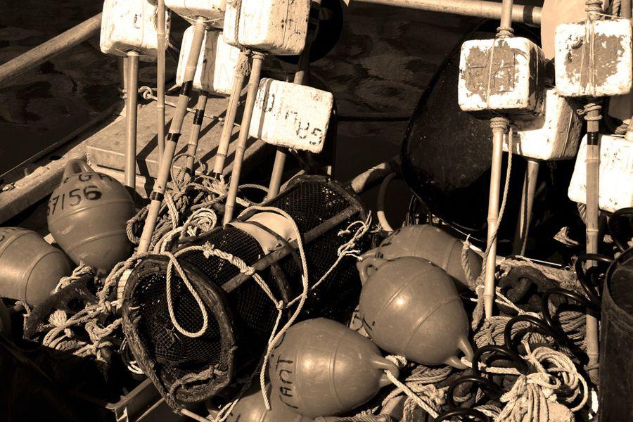 Les ports bretons en sepia (19)