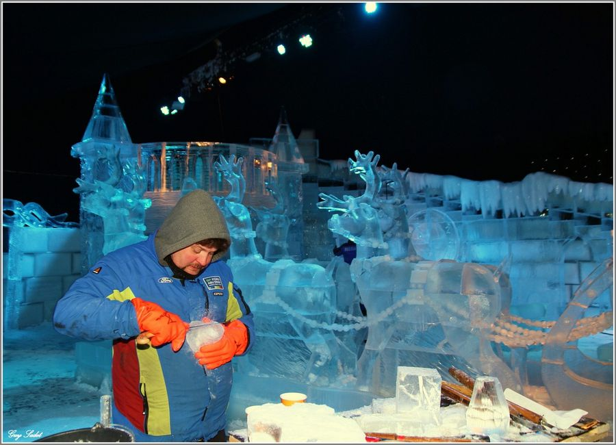 SCULPTEURS FROZEN 15