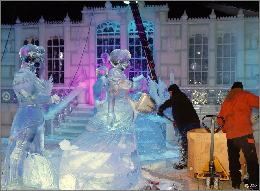 SCULPTEURS FROZEN 9