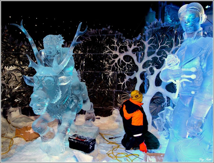 SCULPTEURS FROZEN 16
