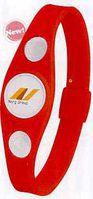 porte clés bracelet balance rouge2