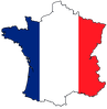 507px-France Flag Map svg