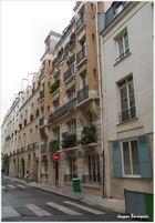 Paris rue Saint Louis