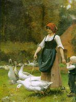 Julien Dupré oie