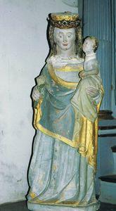 Vierge de Léaupartie