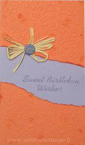 carte anniversaire stephanie