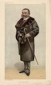 220px-Théophile Delcassé Vanity Fair 9 February 1899