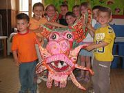 école sainte anne feugarolles dragon chinois