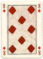 8 de Carreau